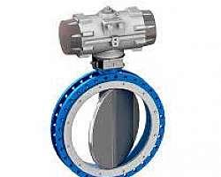 Atuador pneumático elétrico