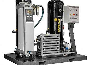 Aluguel de compressor de ar industrial mg