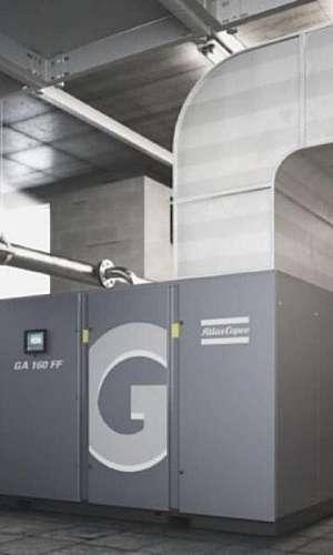 Aluguel de compressor de ar parafuso