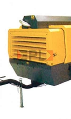 Aluguel de compressores de ar