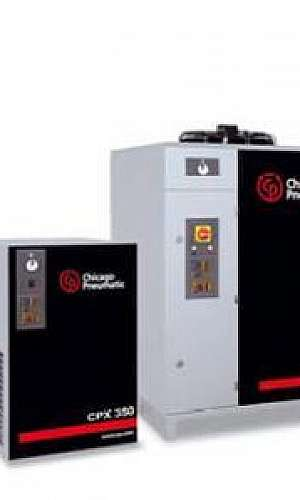 Aluguel de secador de ar comprimido