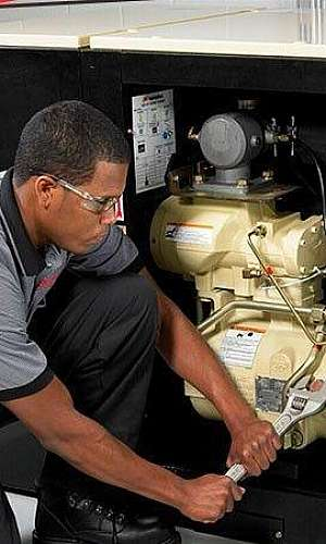 Assistência técnica compressor parafuso preço