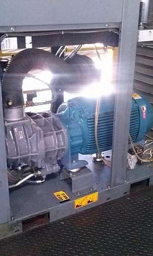 Assistência técnica de compressor