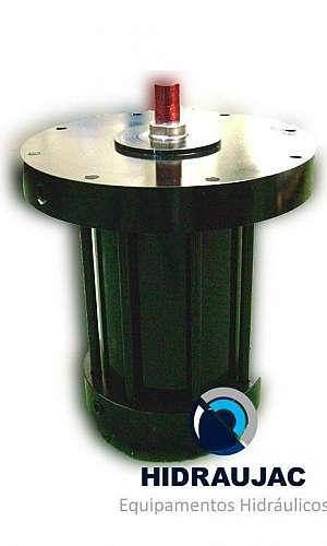 Atuadores hidráulicos de dupla ação