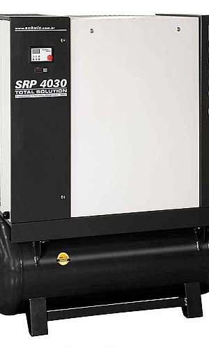 Compressor de ar parafuso Schulz