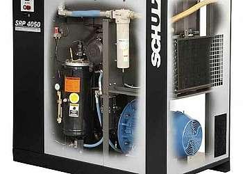 Compressor de parafuso rotativo