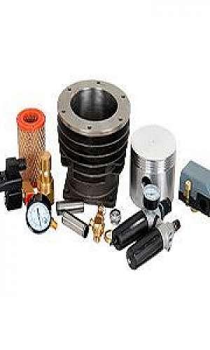 Distribuidor de peça para compressor