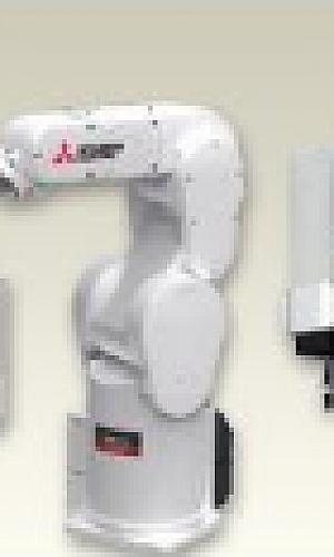 Empresa de robôs industriais