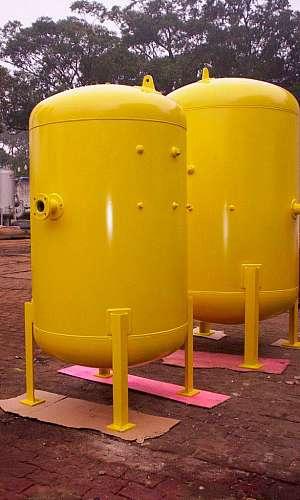 Fabricante de reservatório de ar comprimido