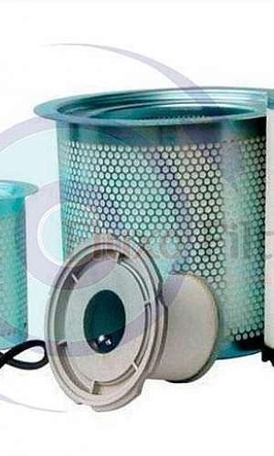 Filtro para compressor de ar direto