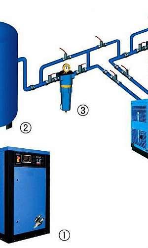filtro para secador de ar comprimido