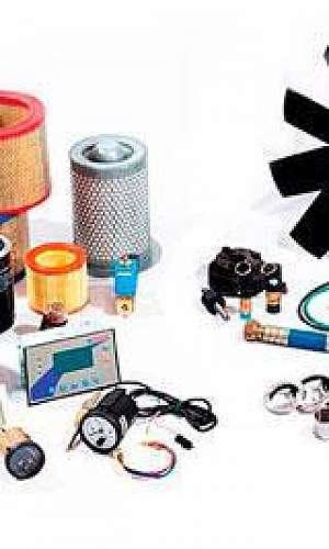 Fornecedor de peças para reposição de compressores