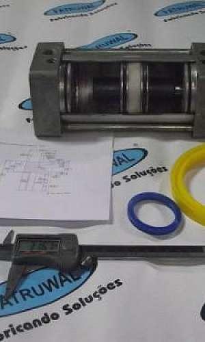 Gaxeta para atuador pneumático