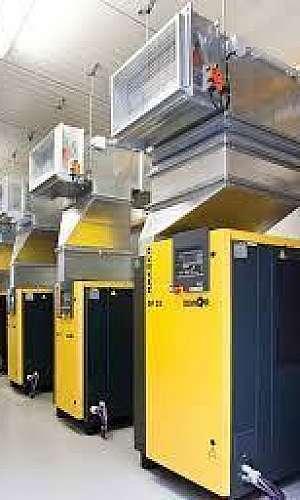 Locação de compressor parafuso preço
