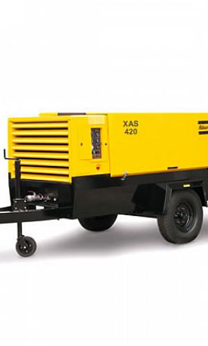 Locação de compressores a diesel