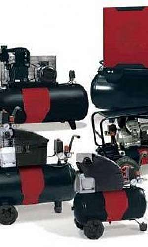 Locação de compressores de ar comprimido