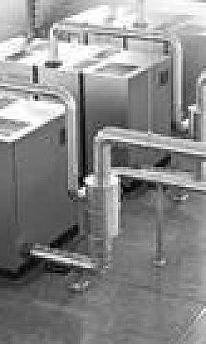 Locação de compressores industriais