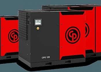 Manutenção de compressor tipo parafuso