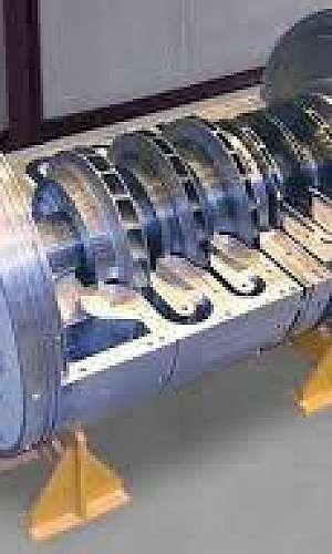 Manutenção de compressores alternativos e centrífugos