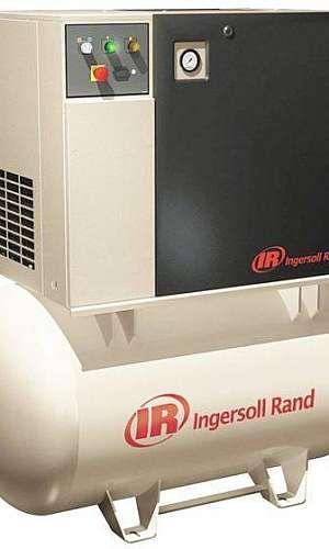 Manutenção de compressores de ar industrial