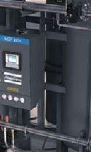 Manutenção de compressores rotativos