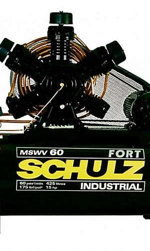 Manutenção de compressores Schulz
