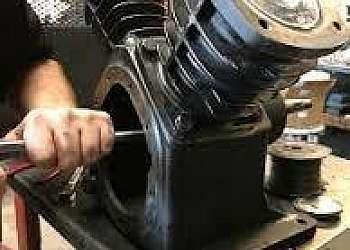 Manutenção compressores de ar comprimido
