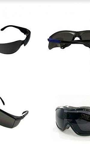 Óculos de segurança contra impacto