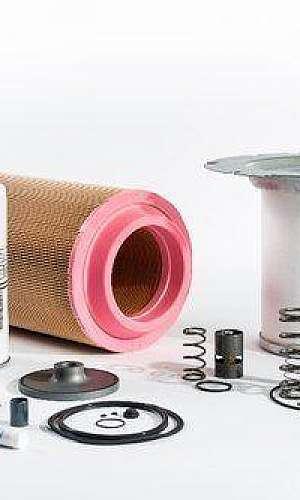 Peças para compressor de ar parafuso