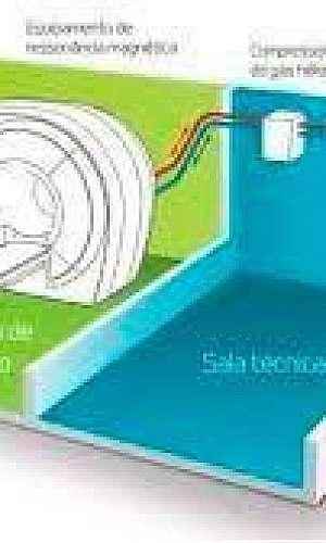 Reforma de unidade resfriadora de água