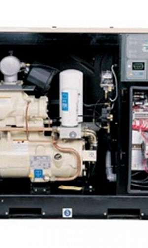 Reparo de compressor tipo parafuso