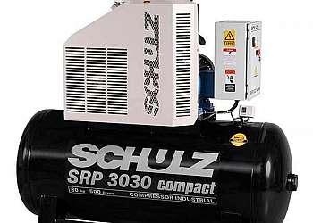 Reservatório de ar para compressor