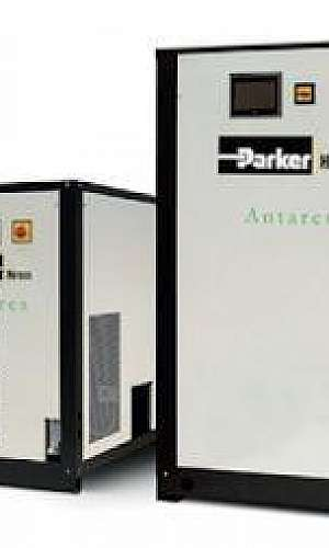 Secador de ar comprimido para compressor