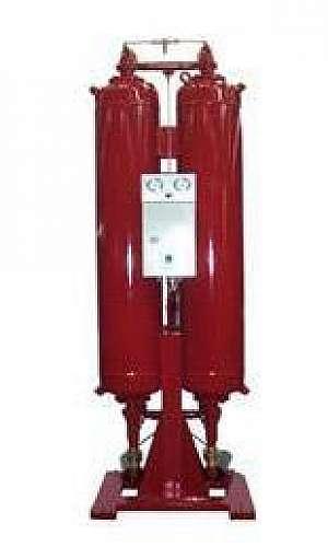 secador de ar comprimido por absorção